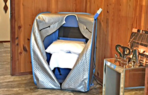 Infrared Sauna Bend Oregon
